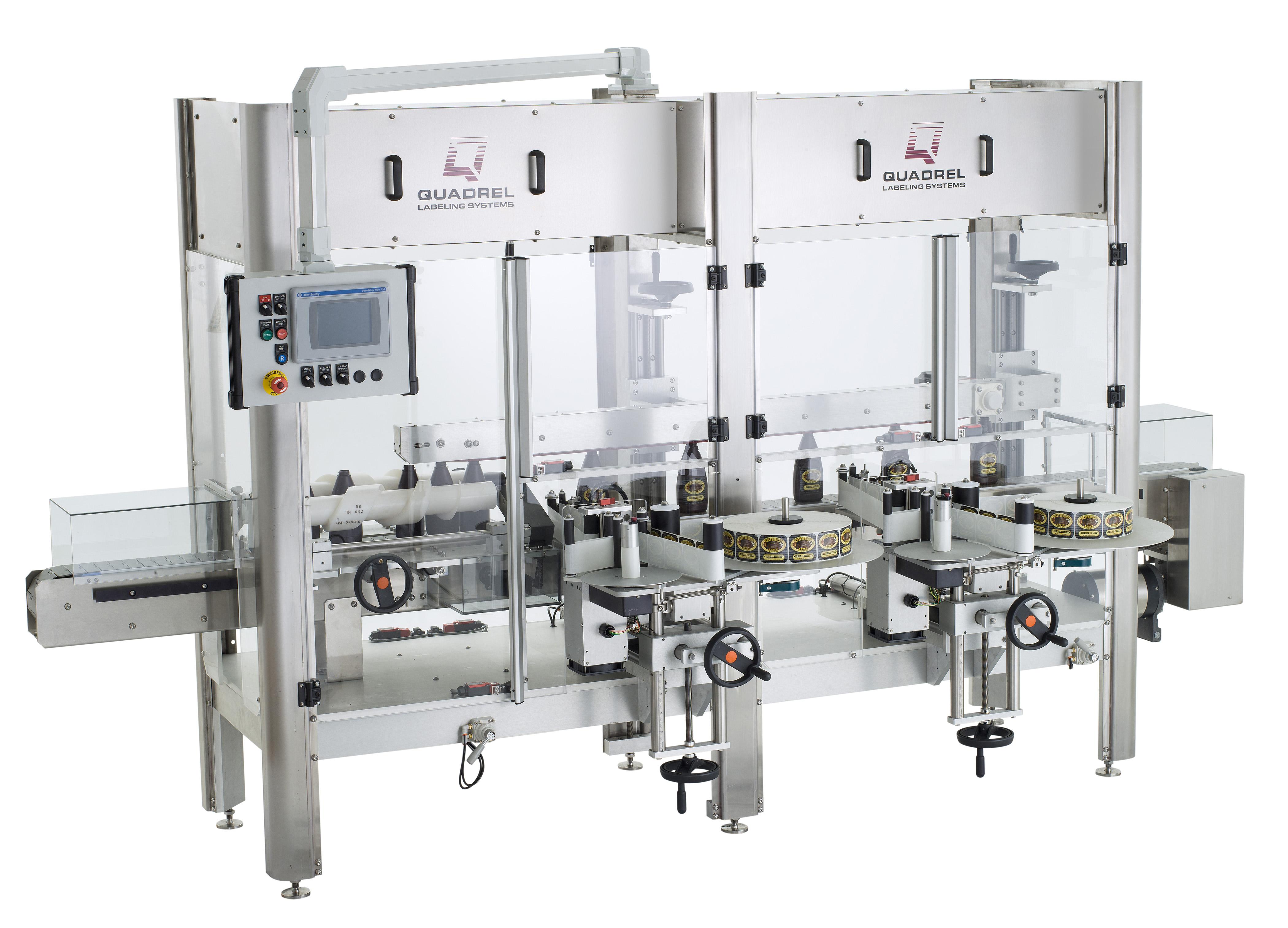 ProLine 4000 Inline Labeling System