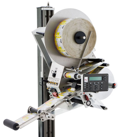 High-Performance Label Applicator
