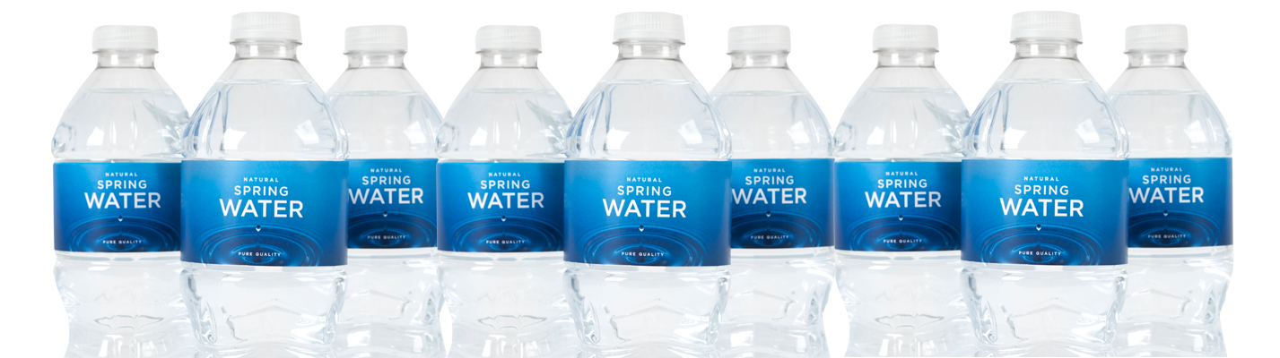 Bottled Water Sports Drinks Labelers
