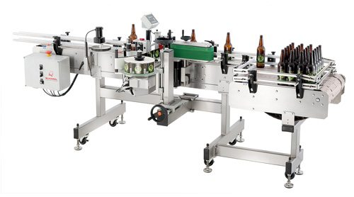 craft-brewery labeling system