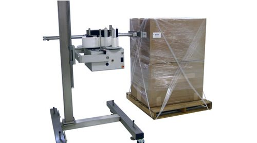 pallet labeling systems