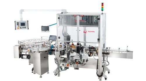 pharmaceutical labeling system