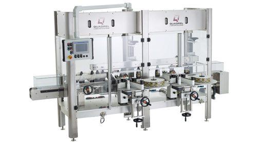 proline4000 labeler labeling system