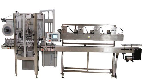 sl300 Shrink sleeve labeler