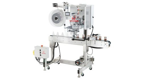 shrink sleeve labeling applicator