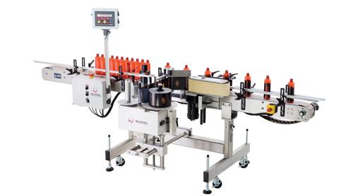 TechLine Wrap Labeling System
