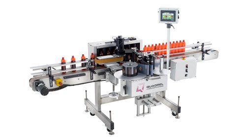 PET Beverage labeler