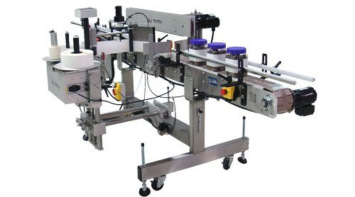 three-panel labeling system
