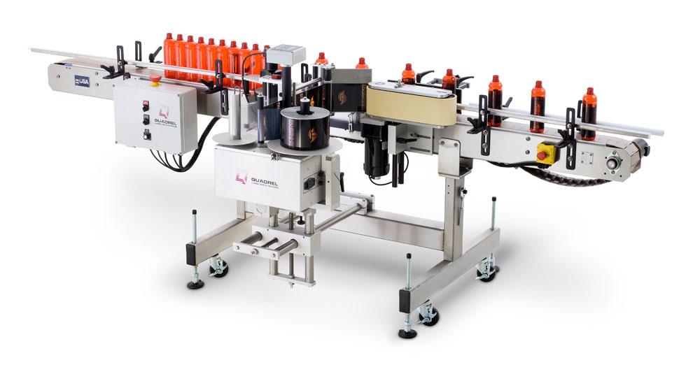 Techline Q65 labeling system