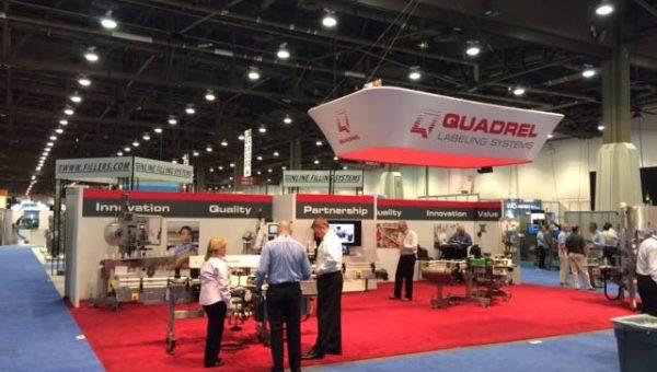 Quadrel trade show