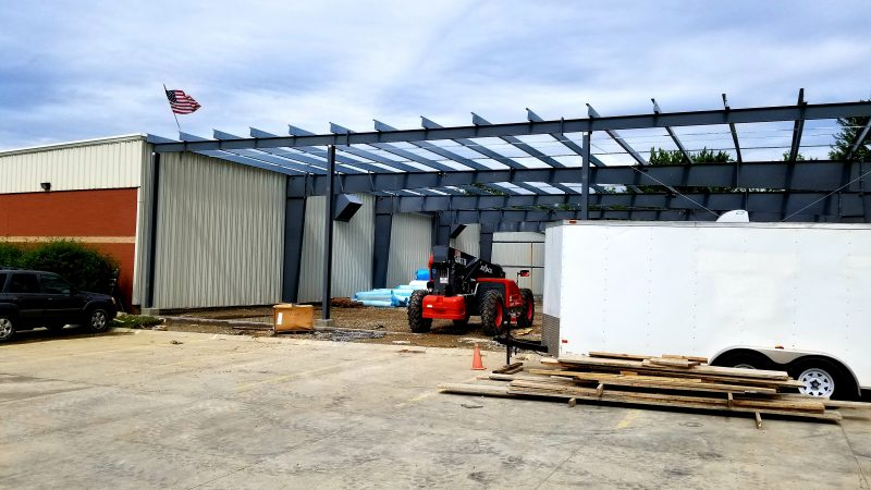 Quadrel Labeling Systems Building Expansion