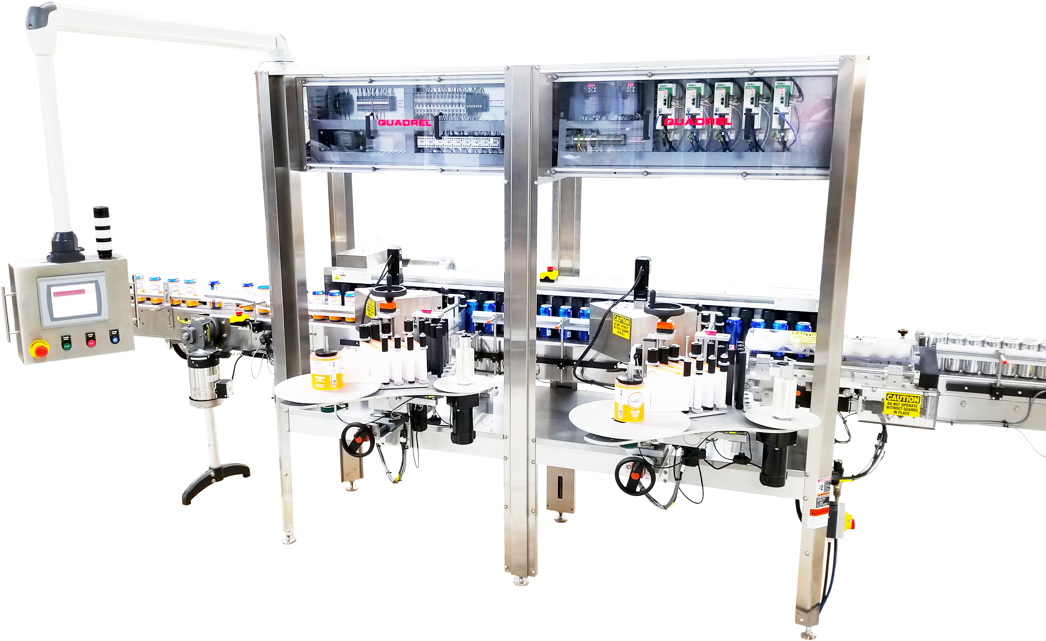High Speed/ 247 Labelers