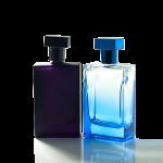 Perfume bottle labeling equipment