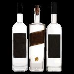 liquor spirits labeling equipment