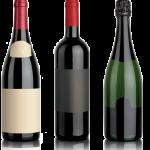 wine bottle labeling equipment
