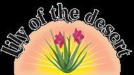 Lily of the desert Logo